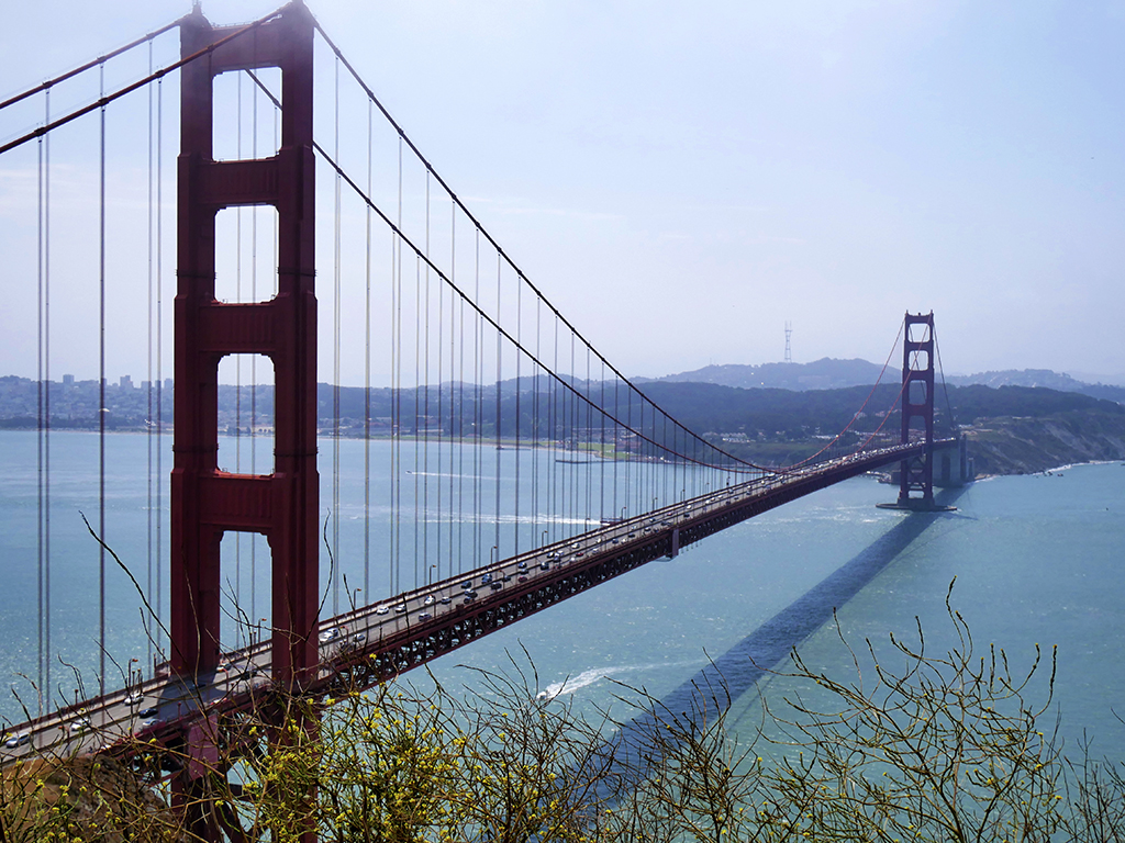 Weekend in San Francisco Itinerary