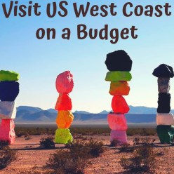 Visit US West Coast on a Budget