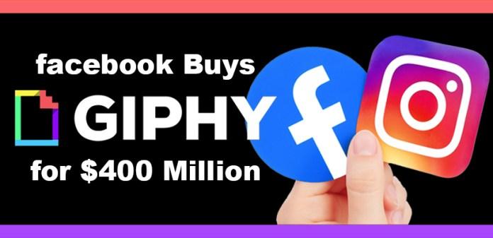 facebook buy giphy