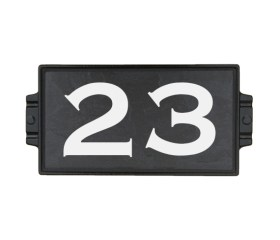 6″ x 12″ Charcoal Stone 2