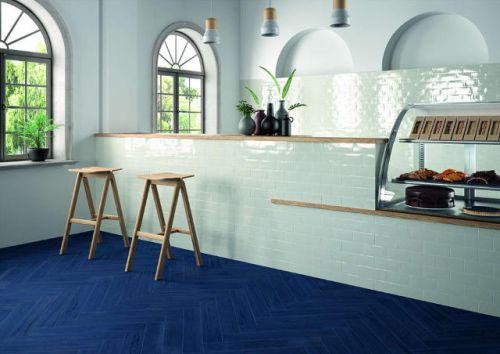 deko wood blue floor tile 98 x 593
