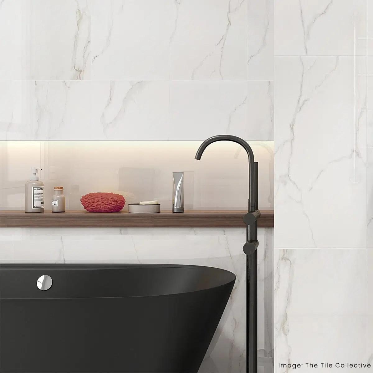 trends in bathroom tile design for 2020