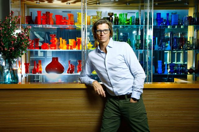 Interview: we can build another tech giant like Skype, says Niklas Zennstrom  | Business | The Sunday Times