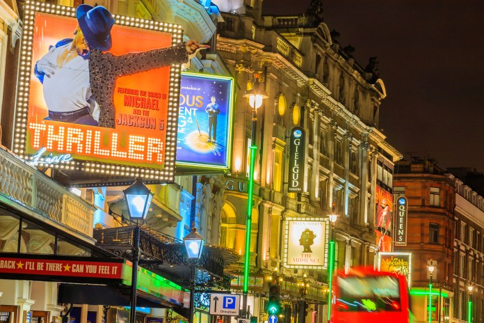 Image result for West End theatres