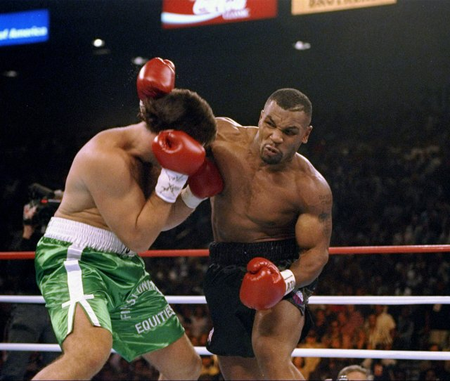 Mike Tyson Im Ready To Rumble The Sunday Times