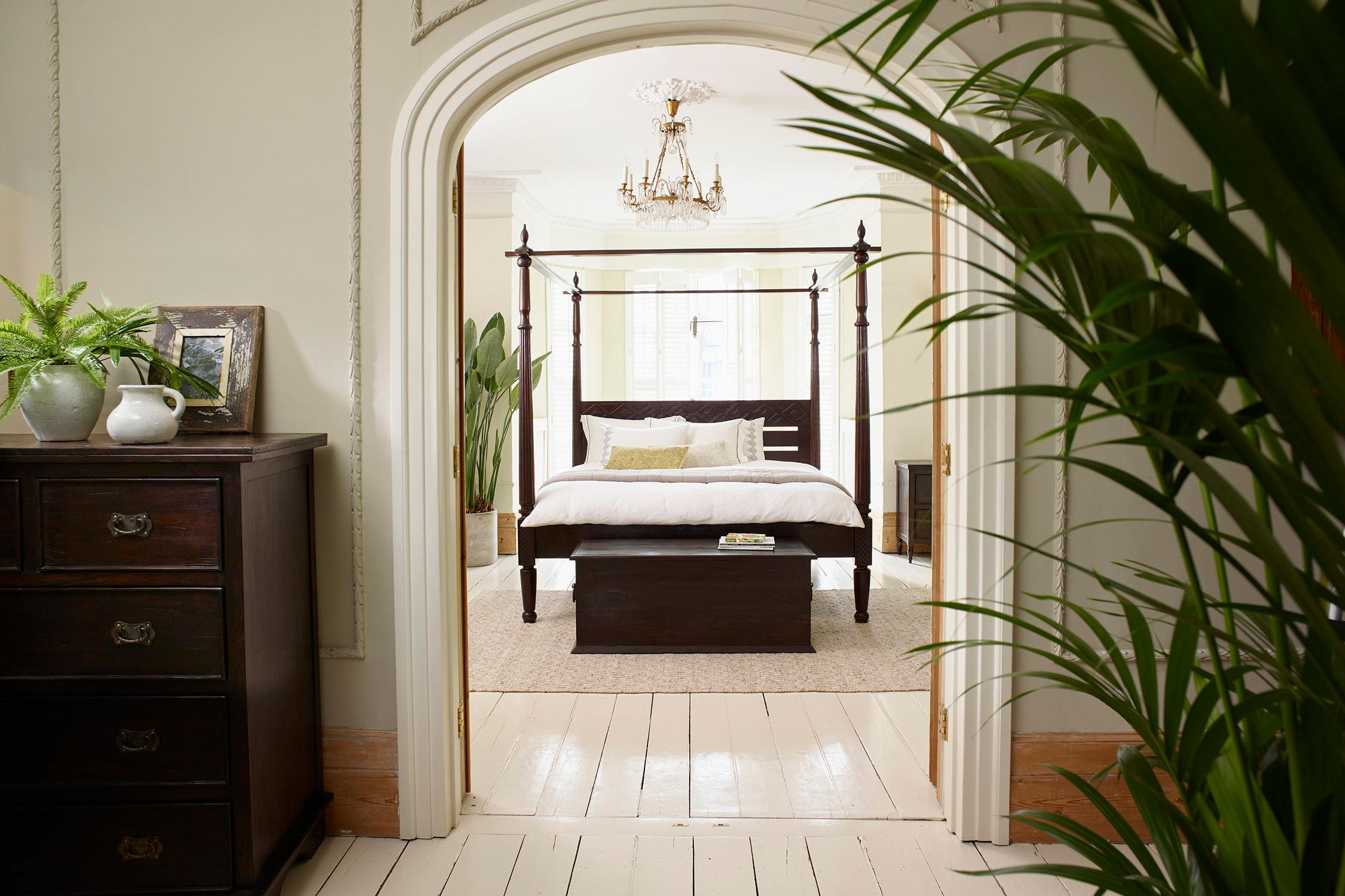 four poster beds home the sunday times