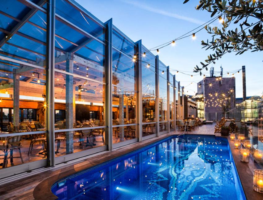 the curtain rises on new mondrian hotel