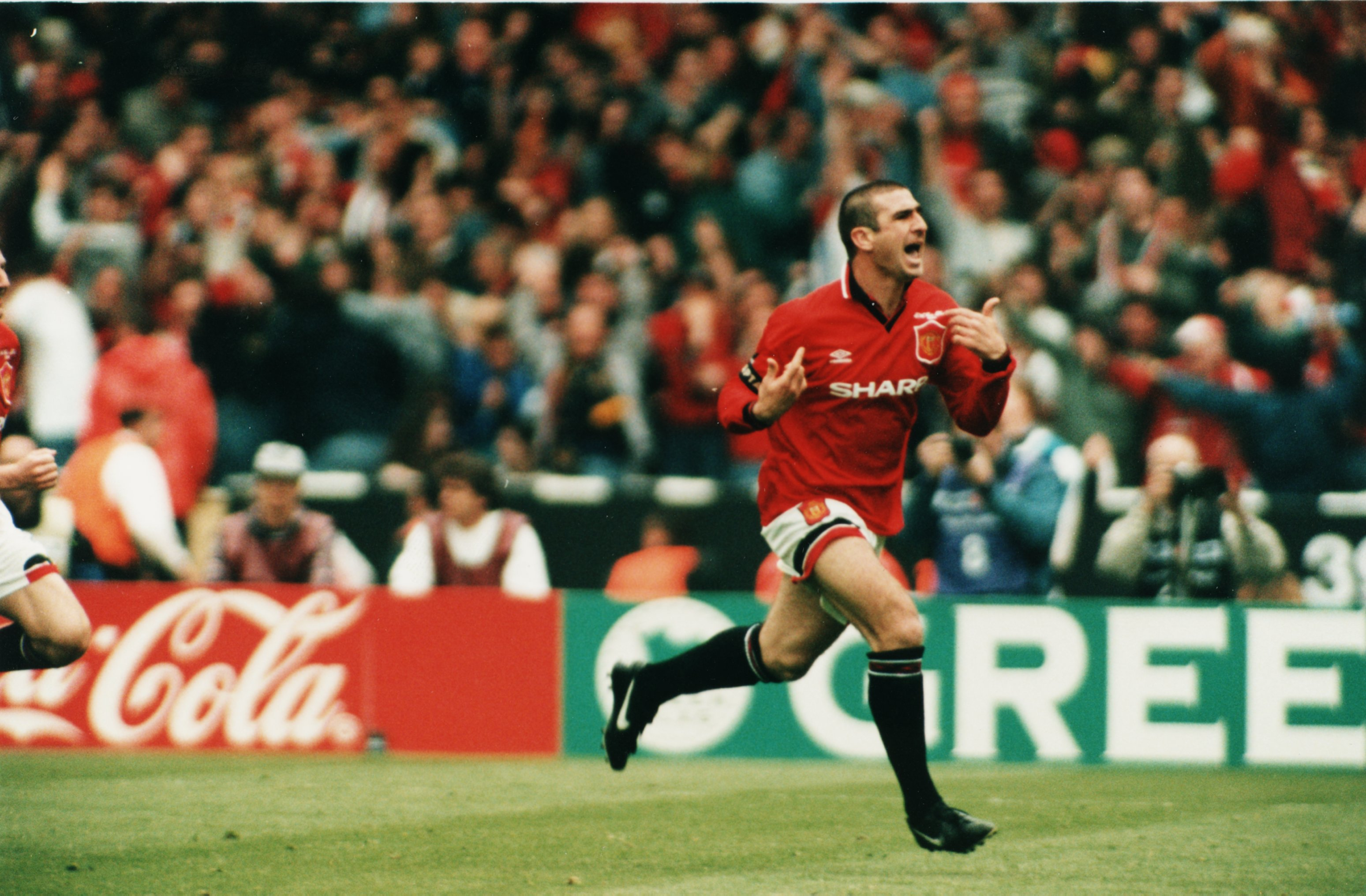 Printed onto high quality 280gsm professional photographic. An Evening with Eric Cantona: Another kick in the guts for ...