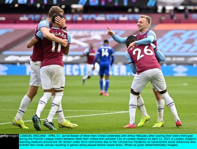 West Ham United Players To Net £8.5m Bonus For Champions League  Qualification | Sport | The Times