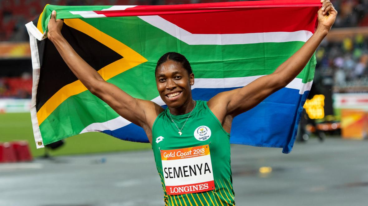 Caster Semenya case: Women's athletics star is 'biological male ...