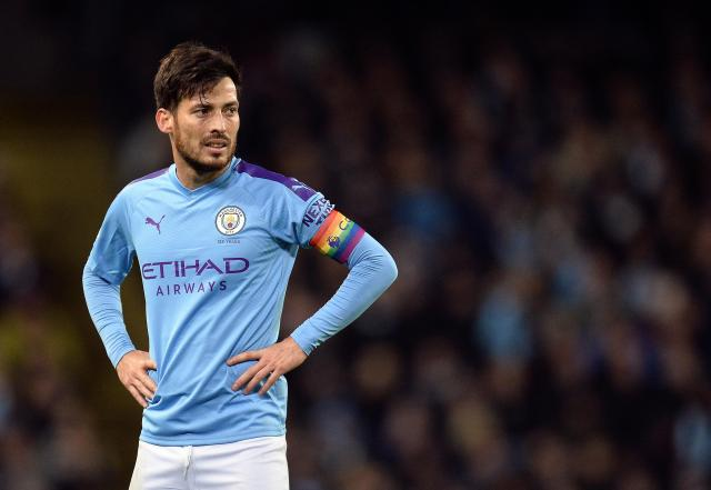 David Silva set to stay with Manchester City until season is ...