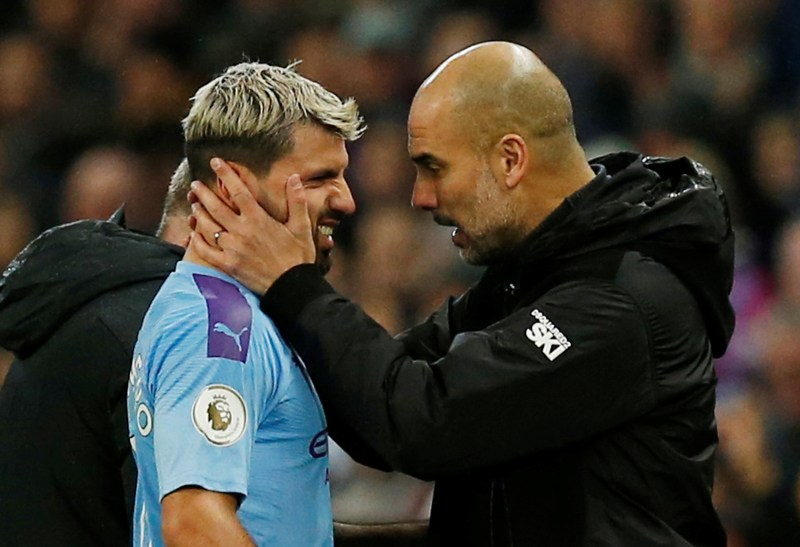 Pep Guardiola fearing life after Sergio Agüero at Manchester City | Sport | The Times