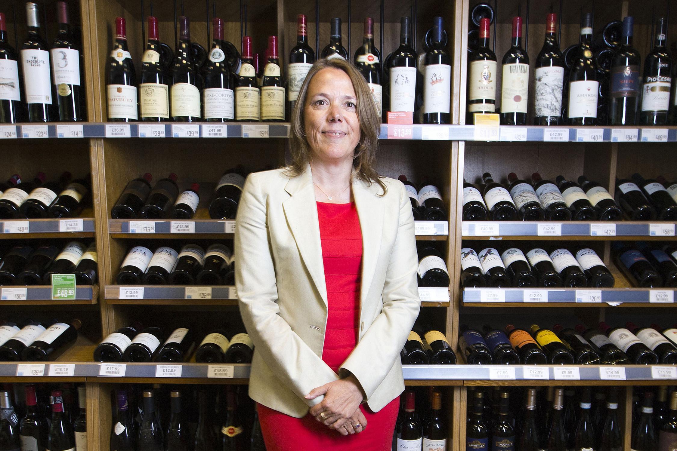 Ambitious: Conviviality chief executive Diana Hunter