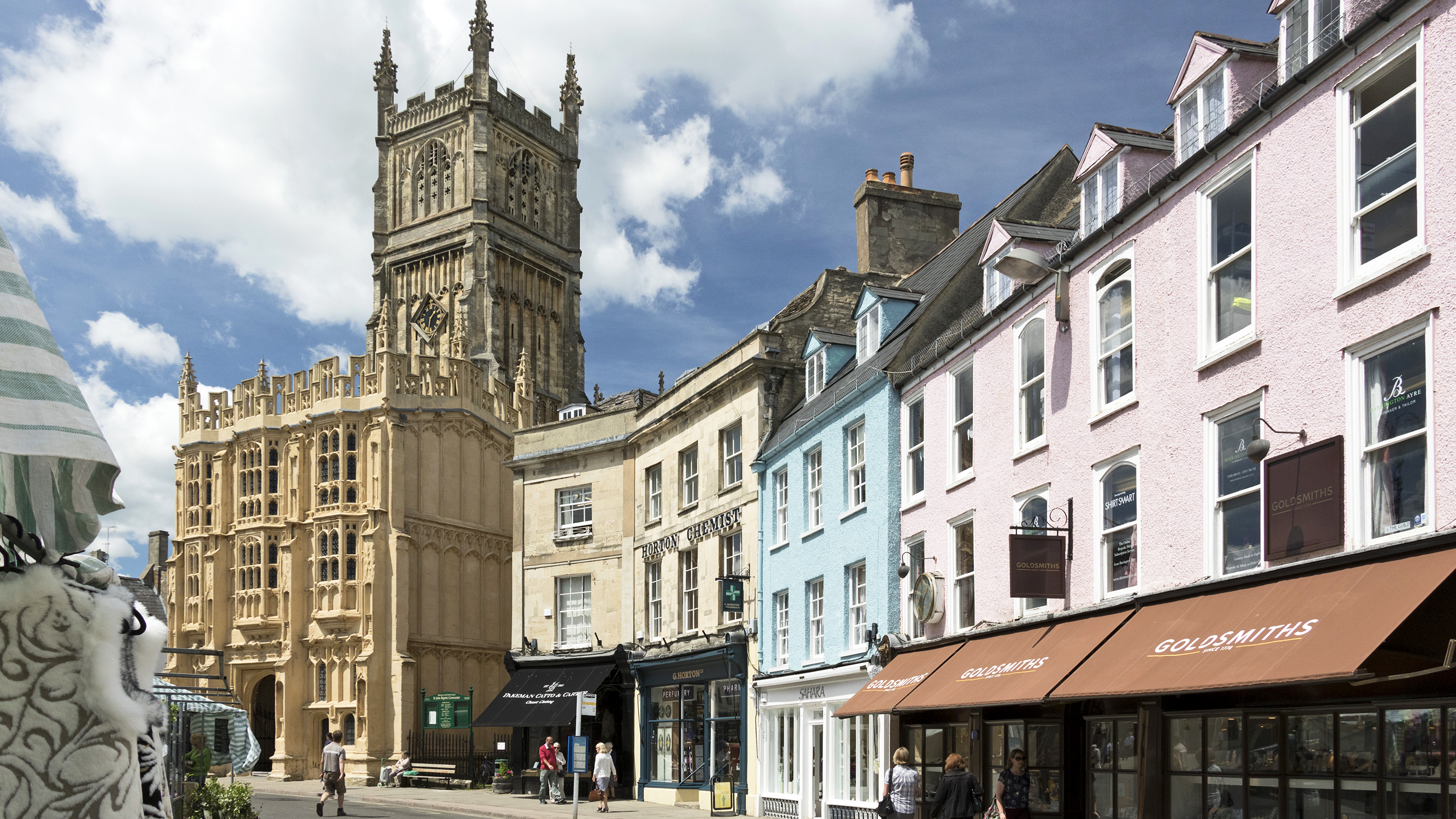 Cirencester Full Of History Without Being Twee Home