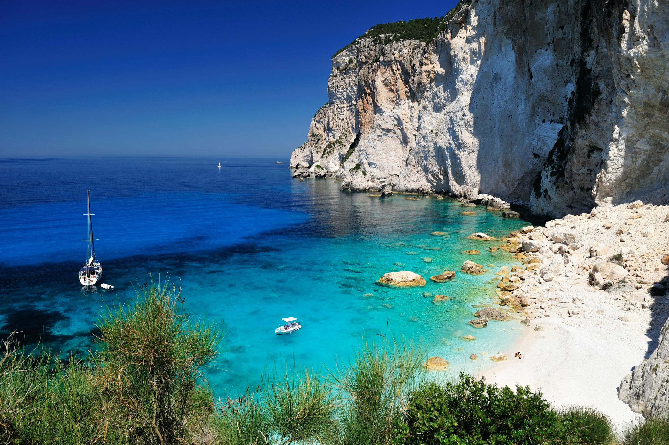 Yachting The Ionian Islands Sailing In Style Travel