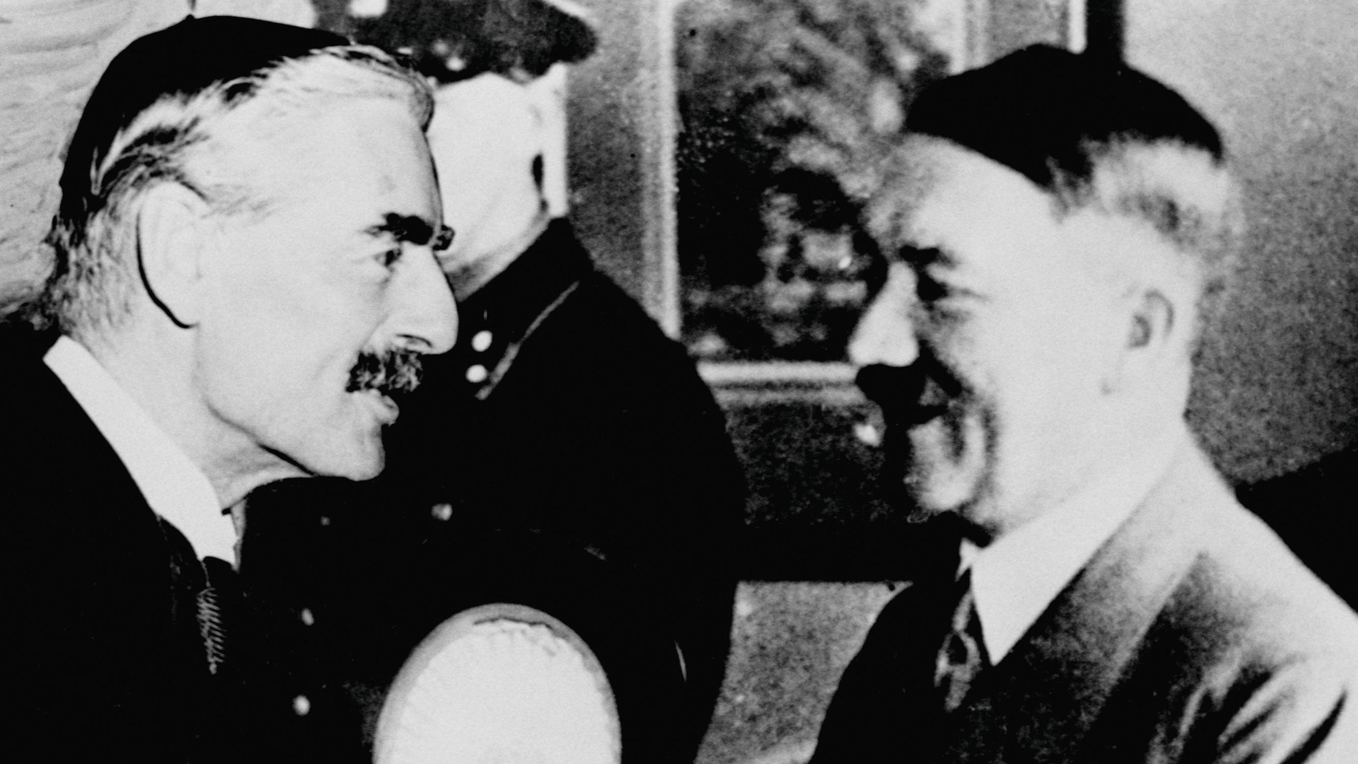 Image result for picture of neville chamberlain