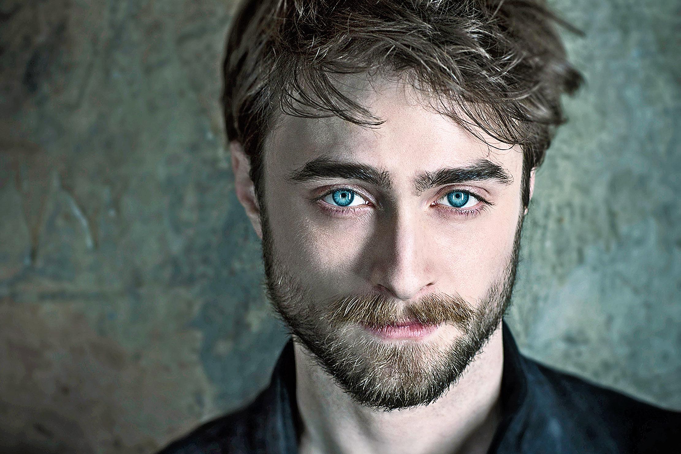 Daniel Radcliffe Im No Longer A Bag Of Nerves All The Time
