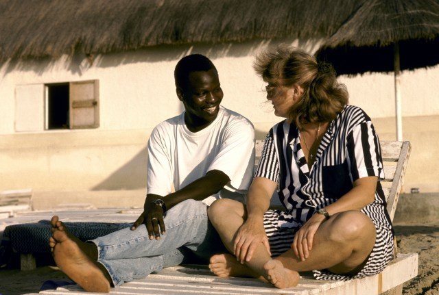 European women find love and potential husbands on Gambia's infamous gigolo coast