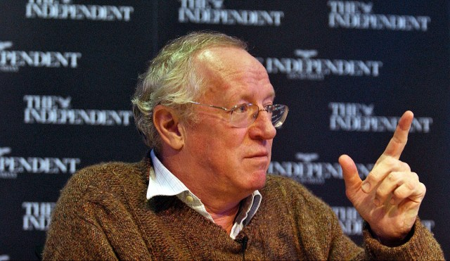 Robert Fisk claimed that there was no chemical attack based on the testimony of a doctor who was not at the scene