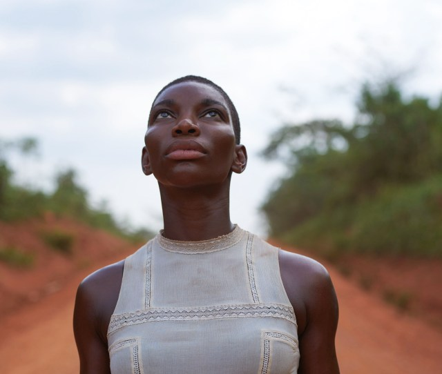The British Actress Michaela Coel Stars In Black Earth Rising An Eight Part Drama