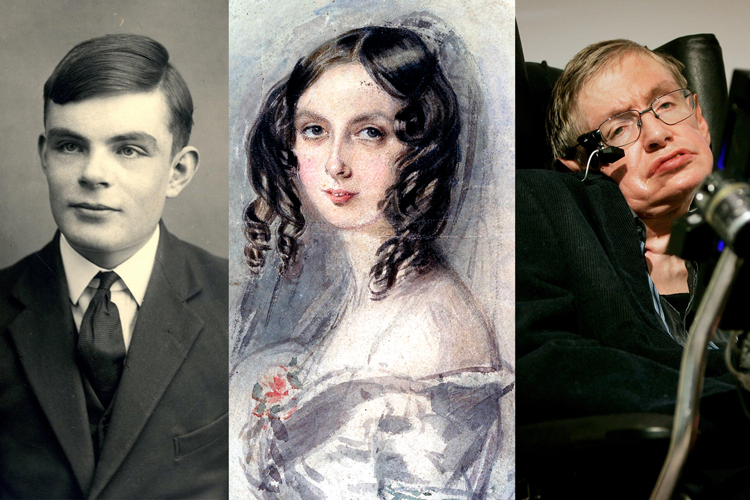 Alan Turing, Ada Lovelace and Stephen Hawking are three of the front runners to be the face of the £50 note