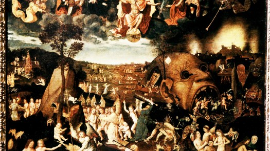 Image result for 'THERE IS NO HELL' SAYS POPE FRANCiS; YOU DISAPPEAR