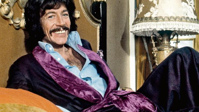 Peter Wyngarde starred in a string of classic series in the 1960s and 1970s, including playing Jason King