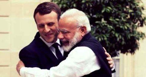 Why Modi, Macron Have Won 'Champions Of The Earth' Award?