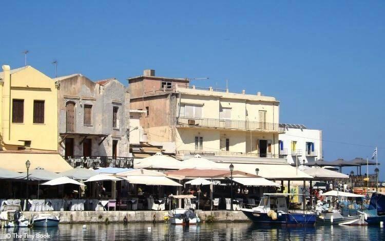 Old Harbour Rethymno.