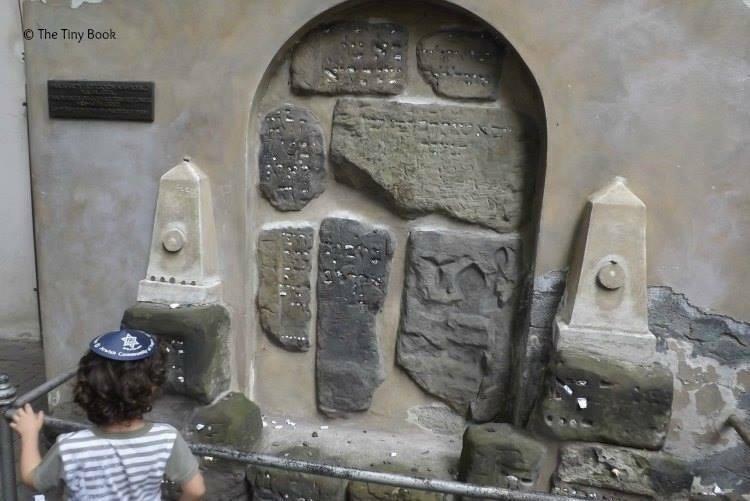 Prague Jewish Cemetery.