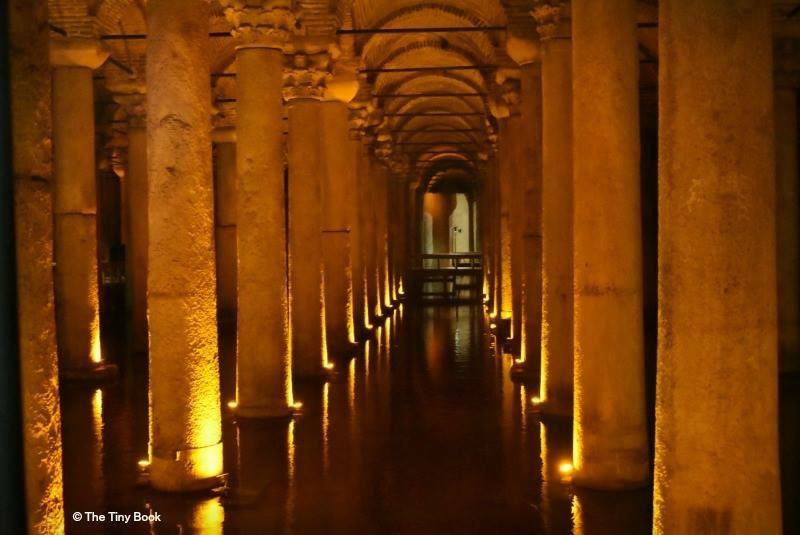 The Holy Soul of Istanbul: Basilica Cistern
