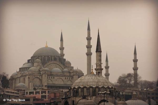 The Holy Soul of Istanbul: Süleymaniye Camii