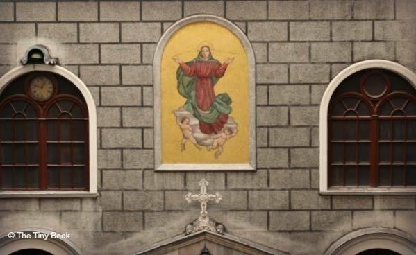 The Holy Soul of Istanbul: Saint Mary Draperis