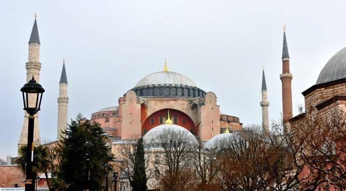 Blue Mosque, Hagia Sophia, Basilica Cistern: A Triangle of Peace