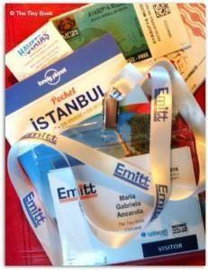 Fun Istanbul and so much more, Emitt passes
