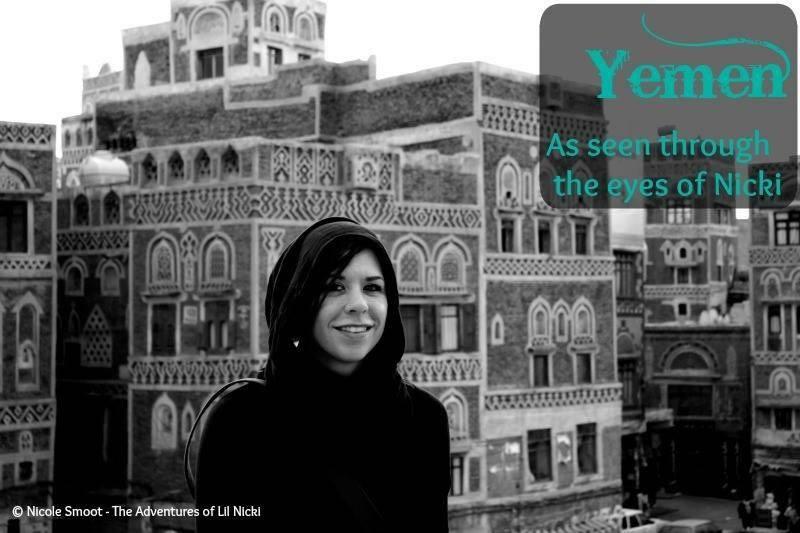 Yemen Through the Eyes of Lil Nicki