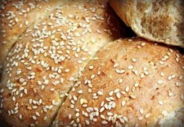 Daktyla, Greek bread. Greek Tastes: Different types of bread from Greece.