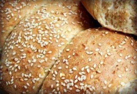 Daktyla, Greek bread. Greek Tastes: Different types of bread from Greece.