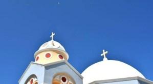 Santorini dreamy photo destination