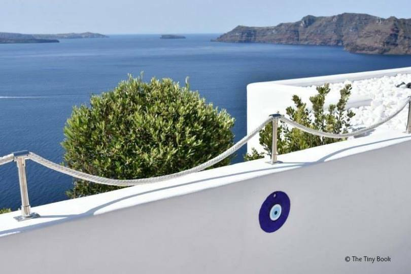 White and Blue. Oia Santorini. Santorini dreamy photo destination
