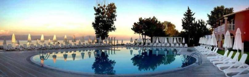 Family Moments in Greece. Beach travel to Greece, Crete, Corfu, Santorini