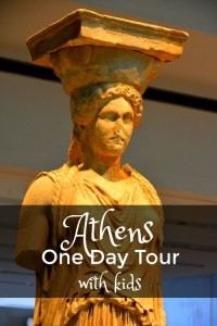 Athens is a true pleasure to explore, yet with so much to do, some things are always postponed. The Athens One Day Tour can show you all those places
