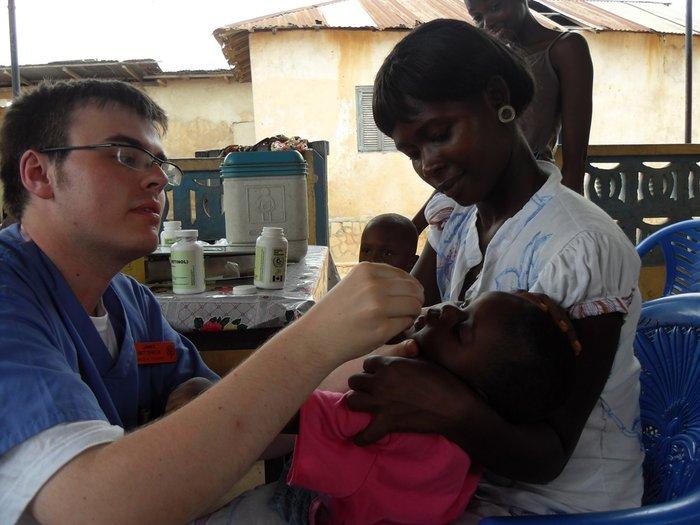 Εθελοντικά προγράμματα στην υποσαχάρια Αφρική