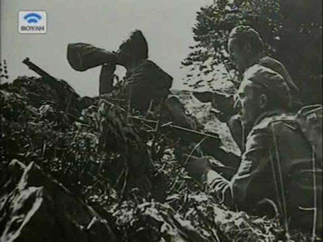 Ο Ελληνικός Εμφύλιος Πόλεμος - Ροβήρος Μανθούλης
