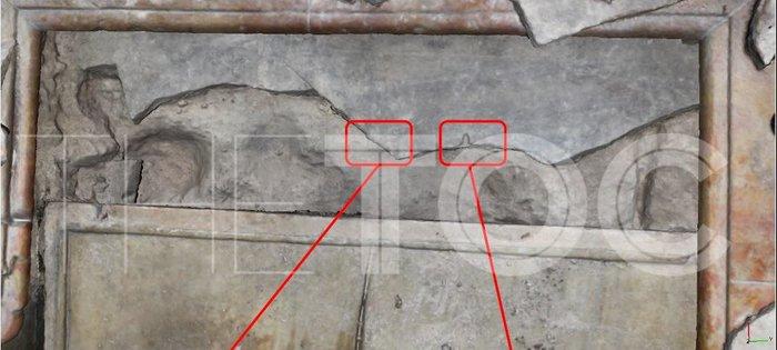 Η πλάκα από ασβεστόλιθο - το νεκρικό κρεβάτι του Ιησού