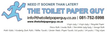 The Toilet Paper Guy SA