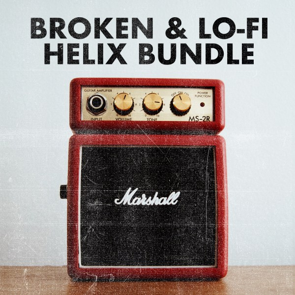 broken and lo-fi helix patch bundle
