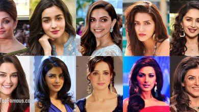 Photo of The Most Beautiful Indian Movie Actresses in 2020