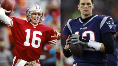 Photo of Joe Montana vs. Tom Brady : Who is the best Football Player? Vote Now
