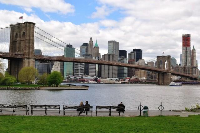 The Brooklyn Bridge - things to do in brooklyn ny. a must see brooklyn site. things to do in nyc